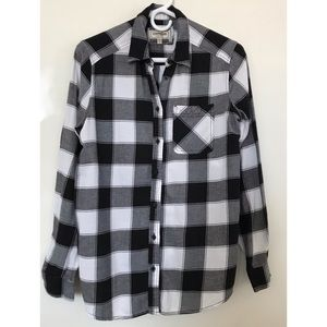 Express Check Flannel Ultimate Essential Shirt